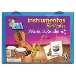 1054 Lotería de Sonidos Instrumentos