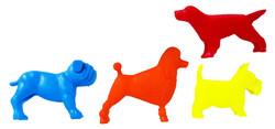 3200 Perros clasificadores