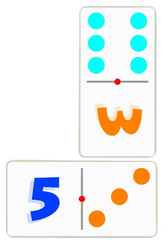 3046 Domino Numeros