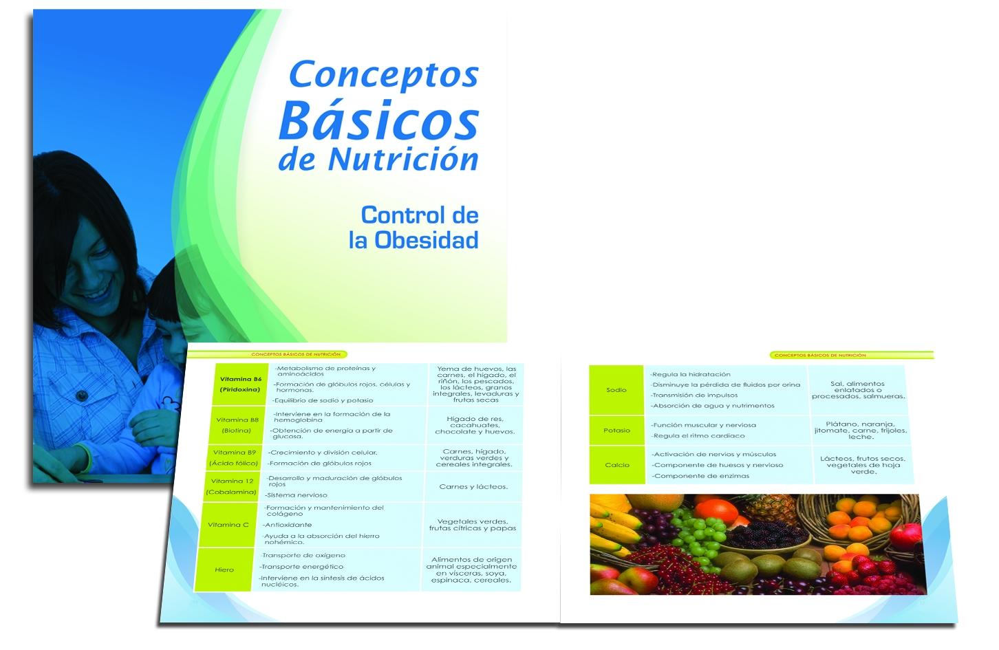 7101 Conceptos Básicos de Nutrición