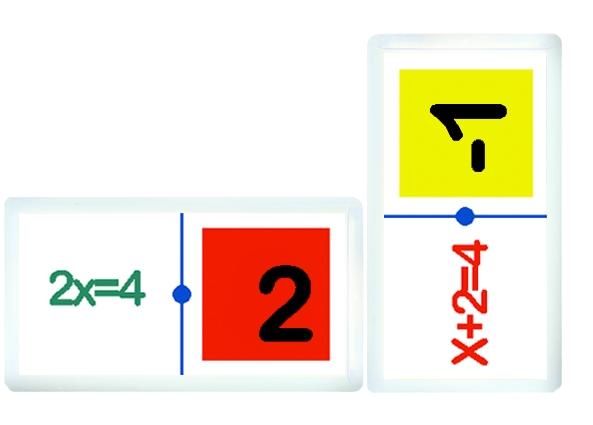 3048 Domino Algebraico