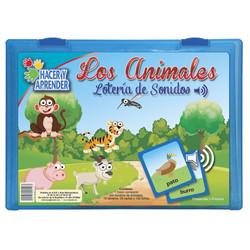 1055 Lotería de Sonidos los Animales