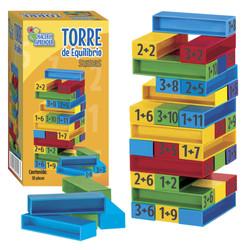 7200 Torre de equilibrio Sumas