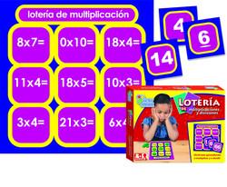 7093 Lotería multiplicación