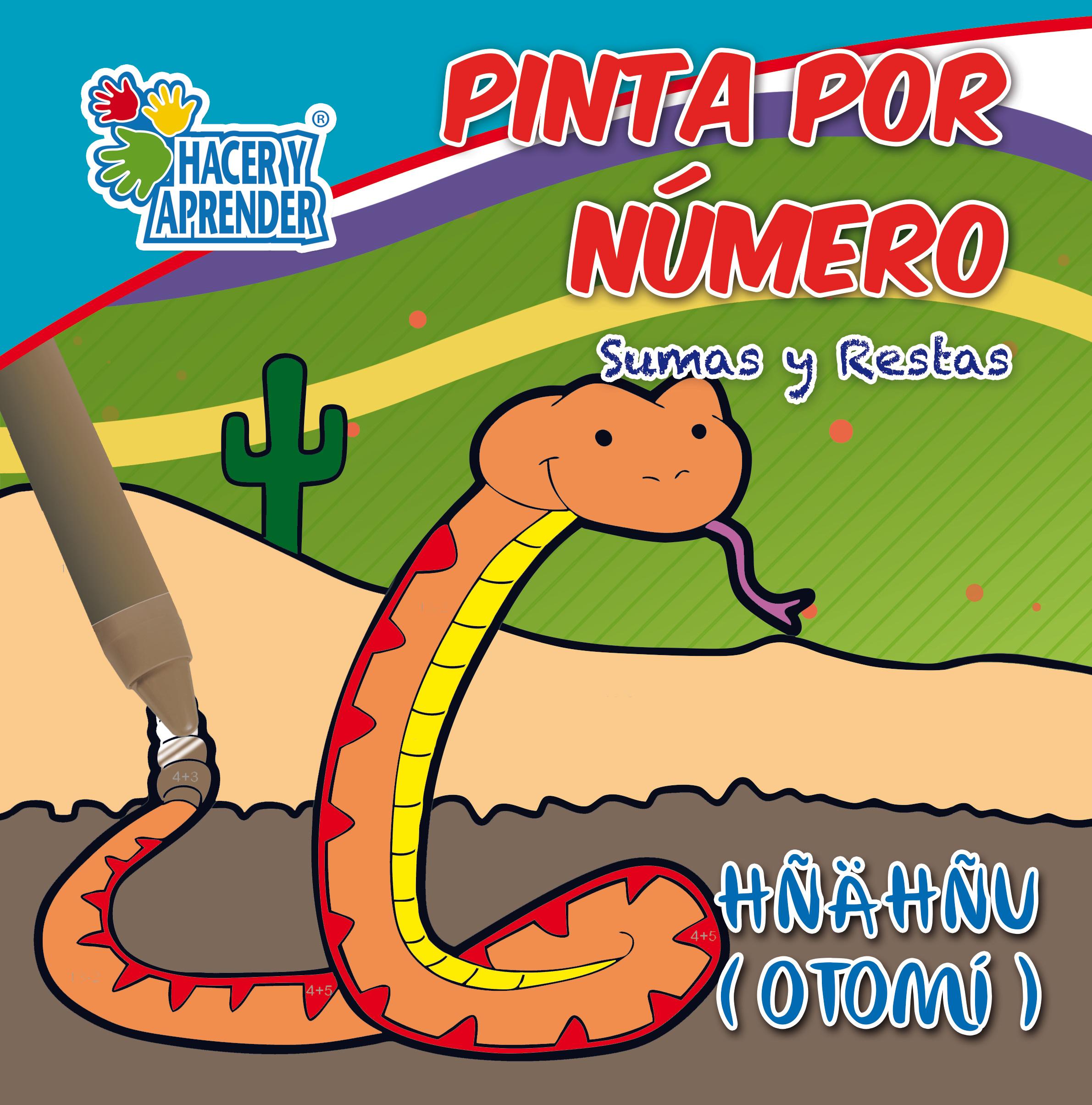 7016 PINTA POR NUMERO OTOMI