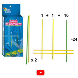 3266 Palillos Multiplicadores