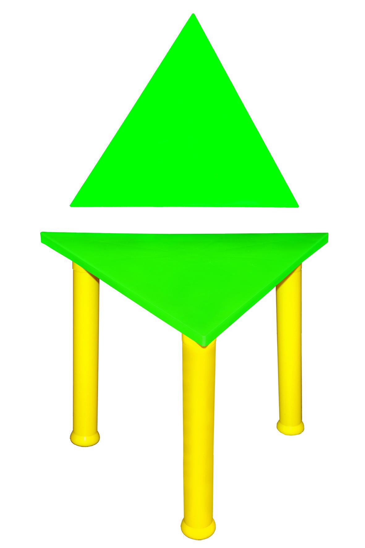 3381 Mesa triangular