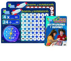 6078 Ruleta Matematica
