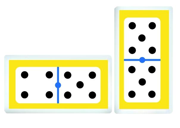 6073 Domino Puntos