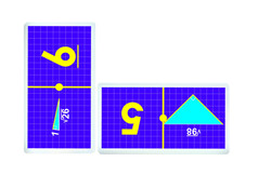 3197 Domino Teorema de Pitágoras