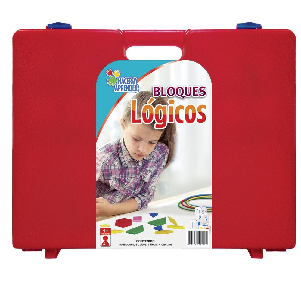 4000 Kit Bloques Lógicos