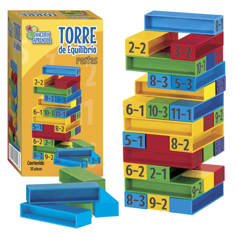 7201 Torre de equilibrio Restas