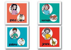 7015 FLASH CARDS ANIMALES