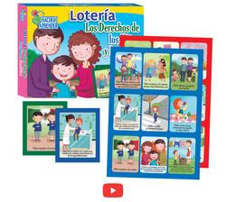 6081 Lotería Derechos