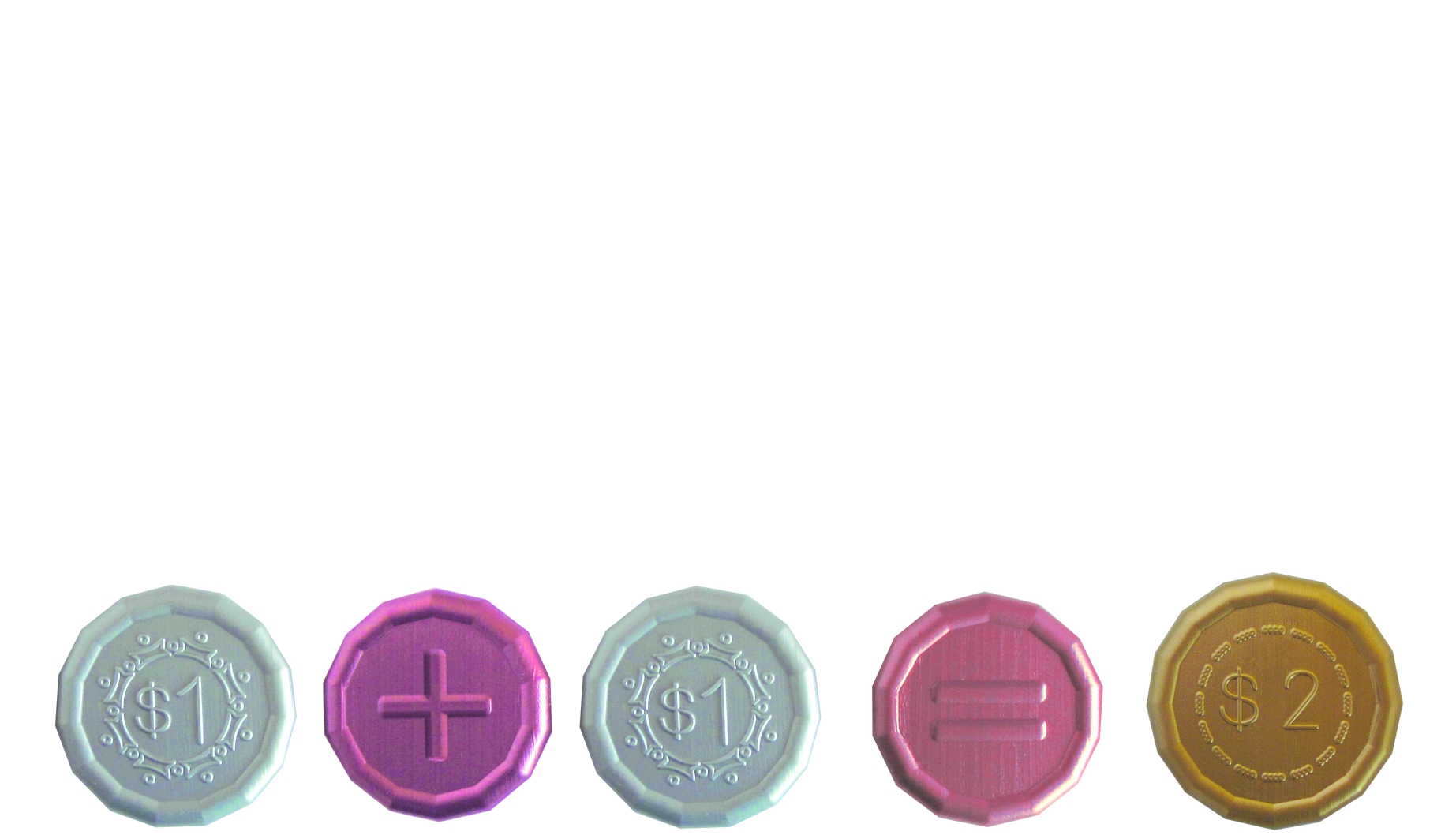 2145 Monedas Sopladas