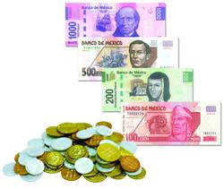 6026 Billetes Monedas