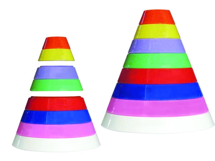 3305 Pirámide Circular