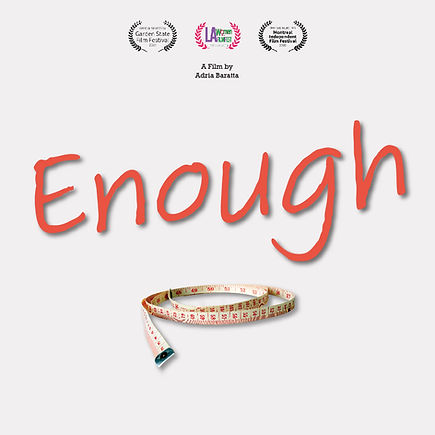 Enough Poster - Social Media Sized - RGB