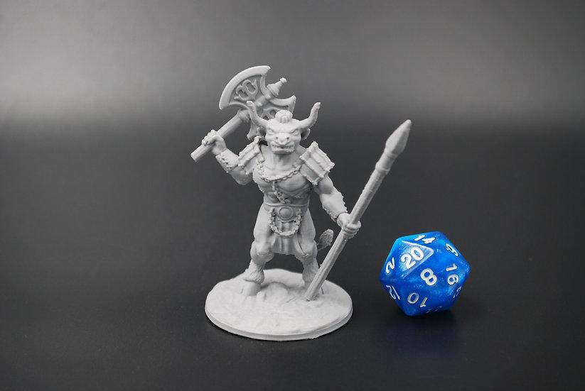 Minotaur Miniature