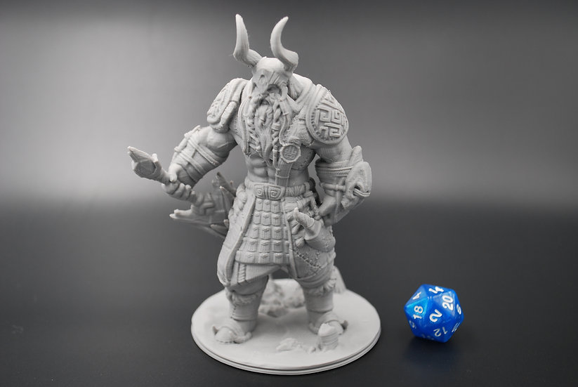 Frost Giant Male Miniature