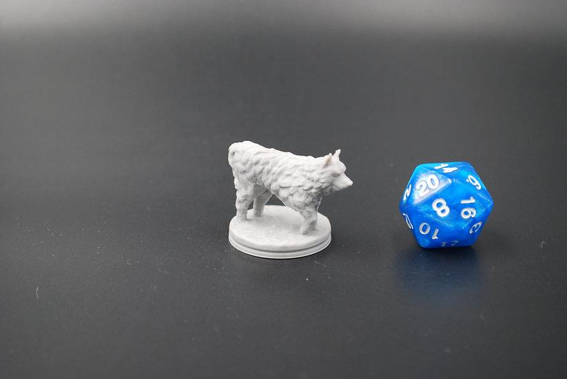 Dog / Sled Dog Miniature