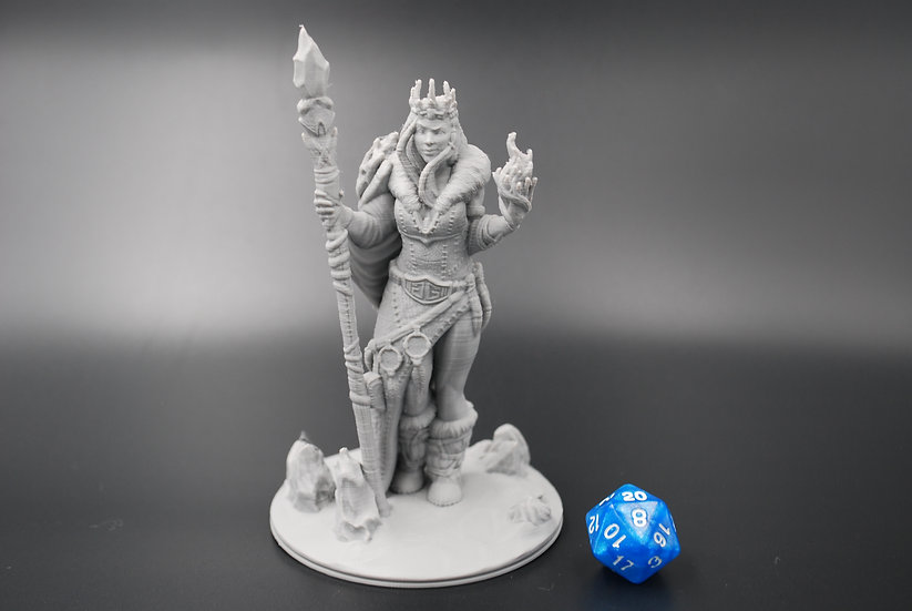 Frost Giant Female Miniature