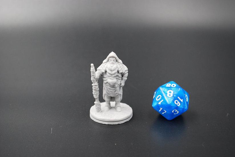 Ice Hunter / Huntsman Miniature