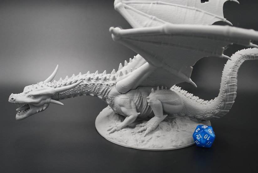 Great Dragon Miniature