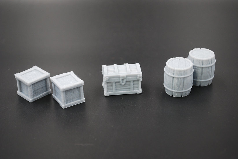Generic Containers For Tabletop Scatter