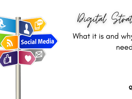 Digital strategy: What it is and why you need one