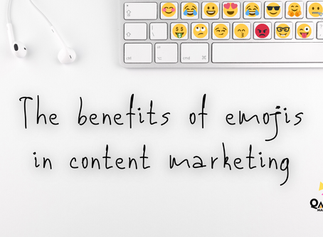 A picture is worth a thousand words: The benefits of emojis in content marketing
