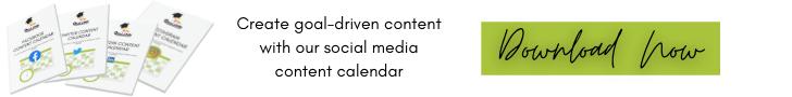 Download Social media content calendars