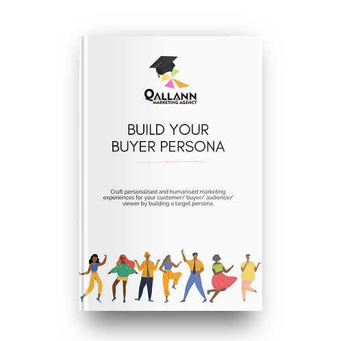 Build your buyer persona template