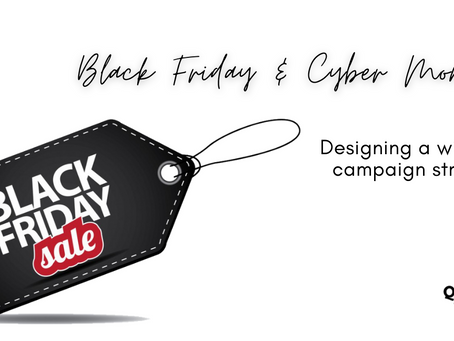 Designing sure-shot Black Friday & Cyber Monday campaigns