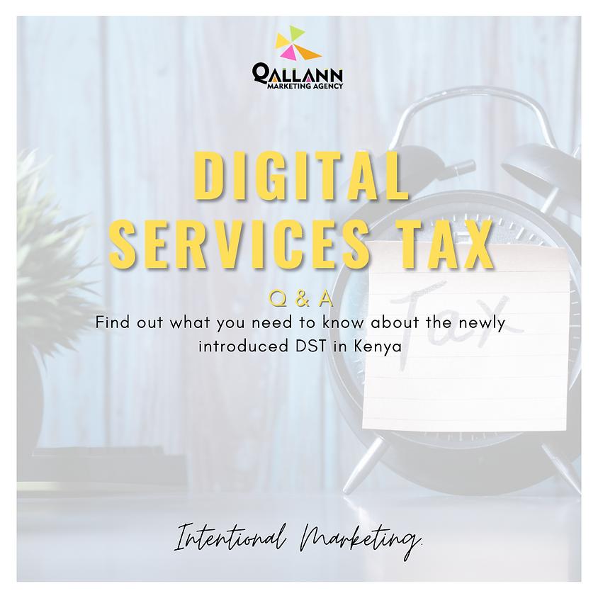 Digital Services Tax - Q&A