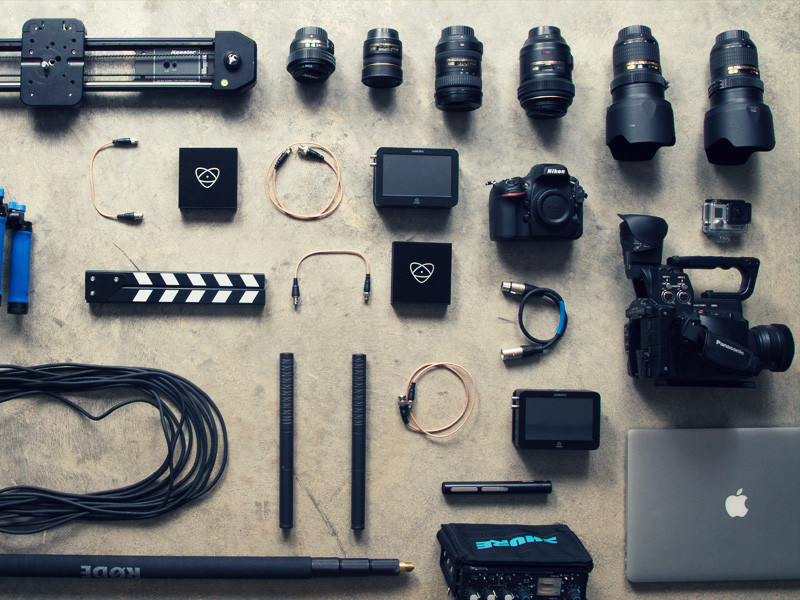 Photography equipment