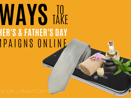 7 ways to create engaging Mother's & Father's Day e-campaigns in a time of social distancing
