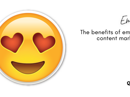 The benefits of emojis in content marketing