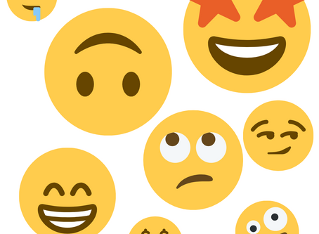 Evolution of emojis - 2020 release