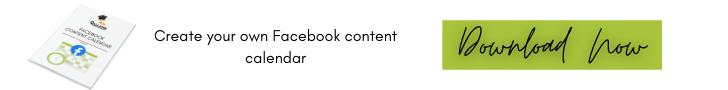 Download your Facebook Content Calendar