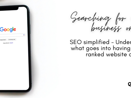 Searching for your business online: SEO explained