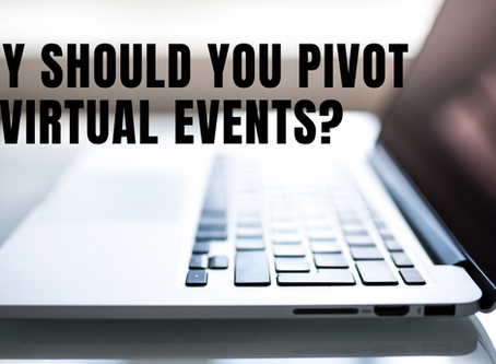 Why virtual events are effective for now and the future