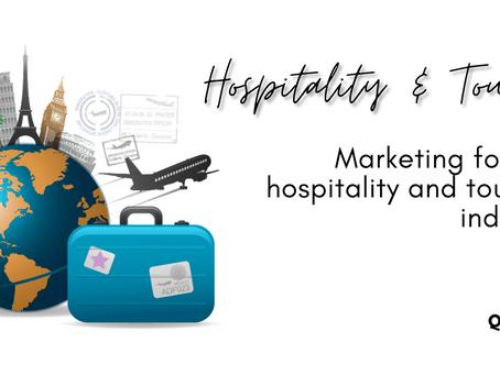 Marketing for hospitality & tourism