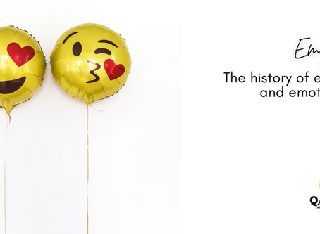 The history of emojis and emoticons