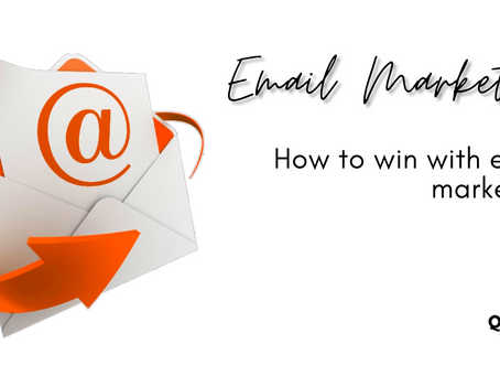 Winning with e-mail marketing