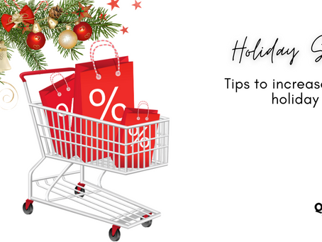 3 pro tips to get more sales this holiday