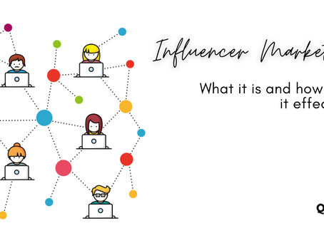 Effective influencer marketing: What it is and why it works