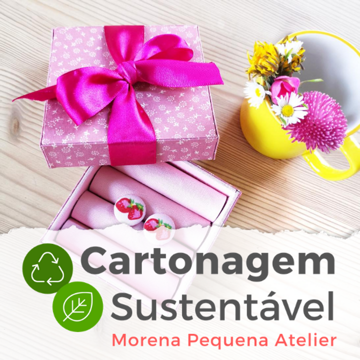 Sustainable Cartonnage Course