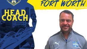 Welcome Coach Tony Merola!!