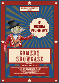 Mr Joshua Plummer's Comedy Shocase